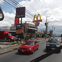 McDonalds in CR