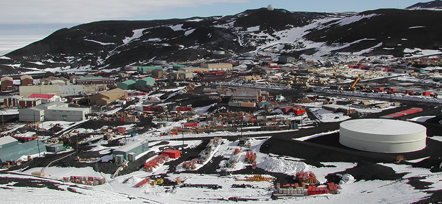 McMurdo Research Station