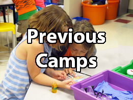 Previous Summer Camps