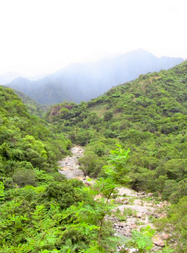 Rio Bani Valley northern