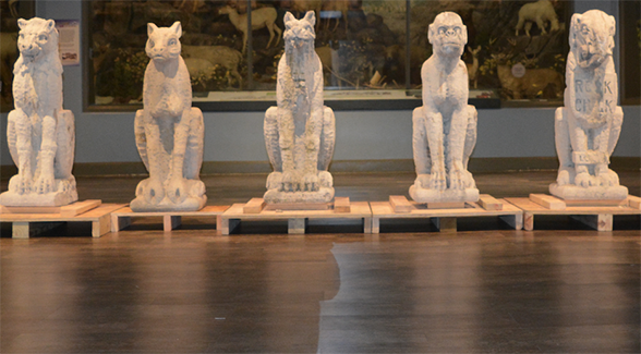 museum grotesques