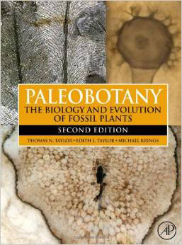 Paleobotany Book Cover