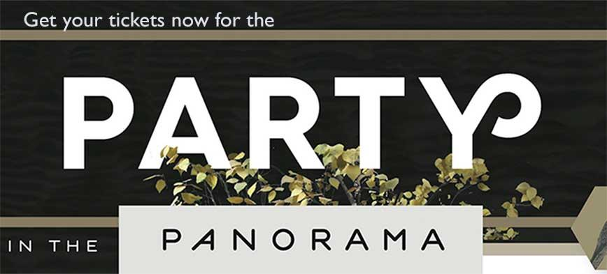 Party in the Panorama tickets